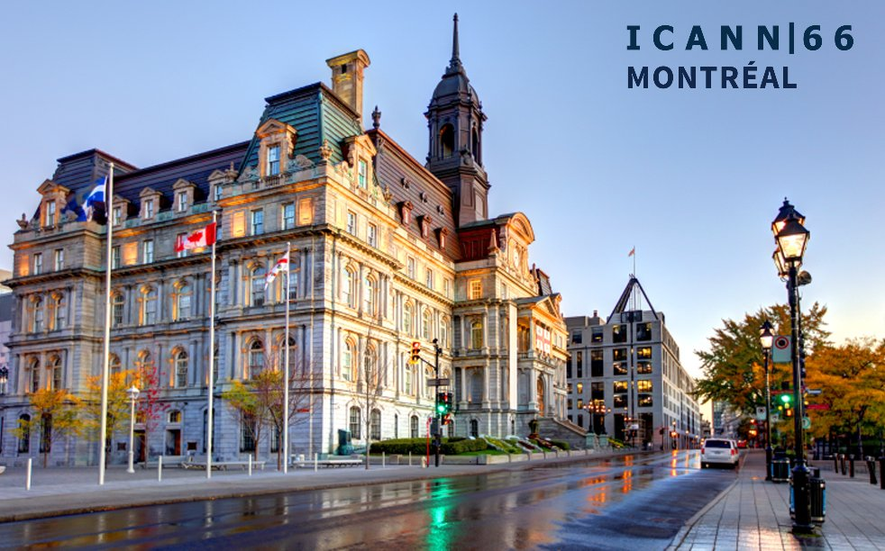 My Experience as an Atlas III ambassador during ICANN 66 in Montreal, Canada