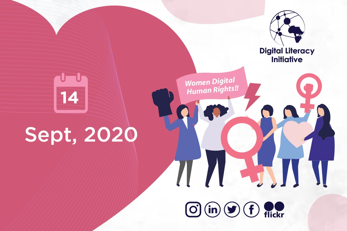 Digital Rights: Women digital rights are human rights